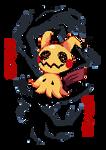 Cursed Mimikyu