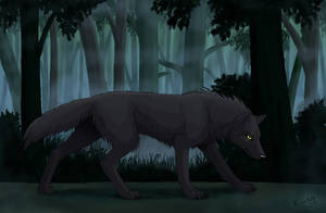 Hunter by Kuuda