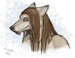 Alex sketch by Kuuda