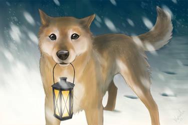 I Will Always Light Your Way by Kuuda