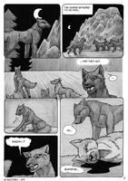 Blackfur's Tale - Page 11 by Kuuda