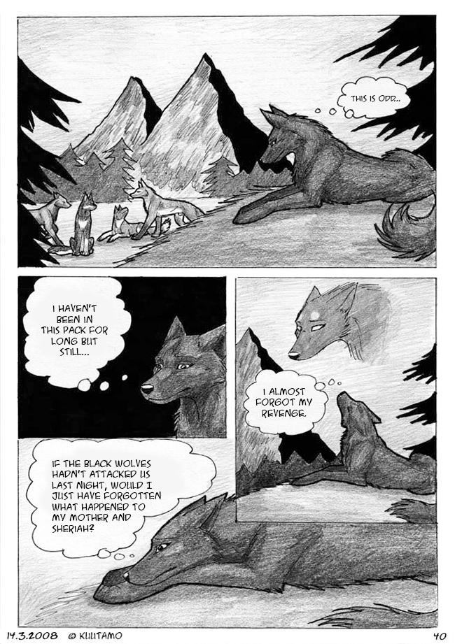 Blackfur's Tale - Page 40 by Kuuda