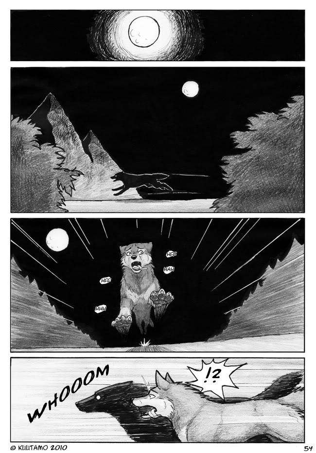 Blackfur's Tale - Page 54 by Kuuda