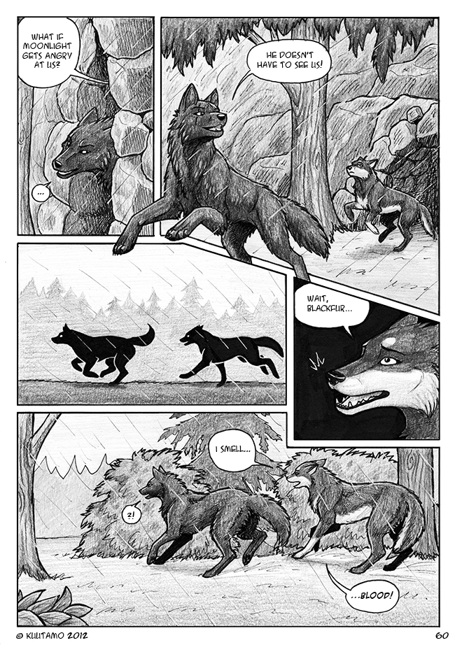 Blackfur's Tale - Page 60 by Kuuda