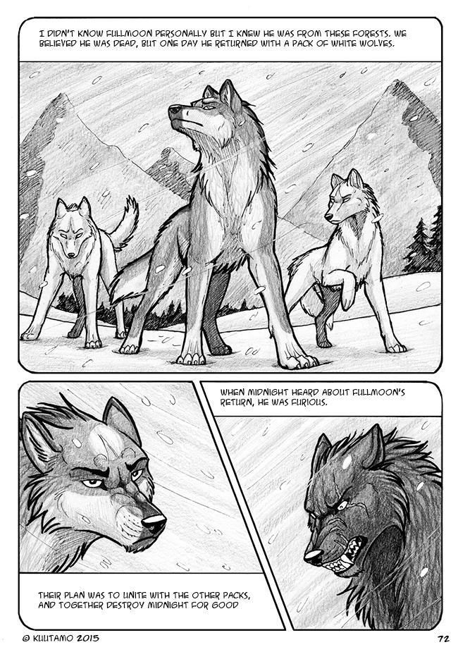 Blackfur's Tale - Page 72 by Kuuda
