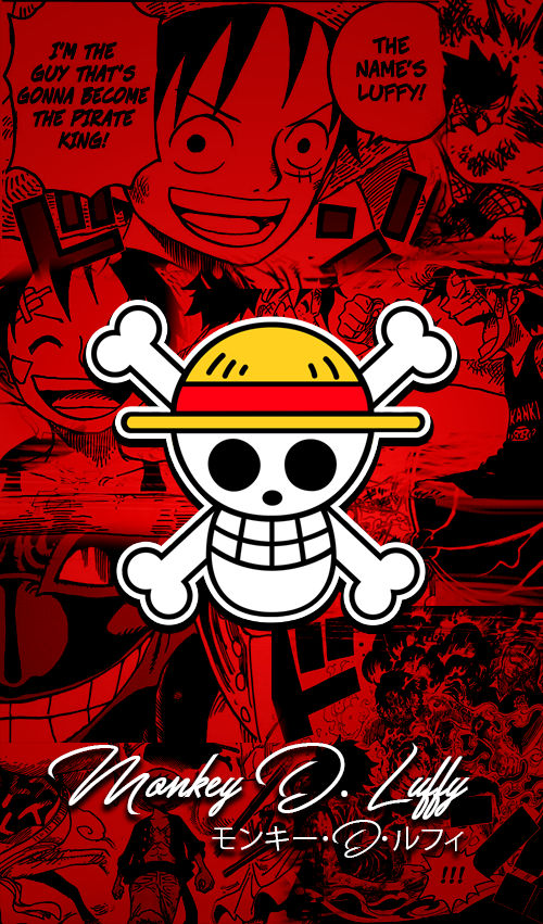 one piece wallpapers mobile   new world   luffy by fadil089665 dajt4uj