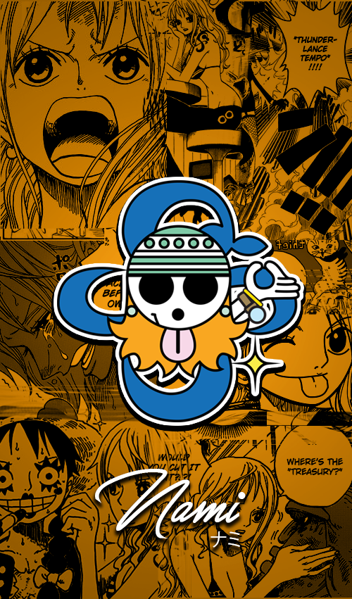 One piece wallpapers mobile new world nami by - One piece pictures new world ...