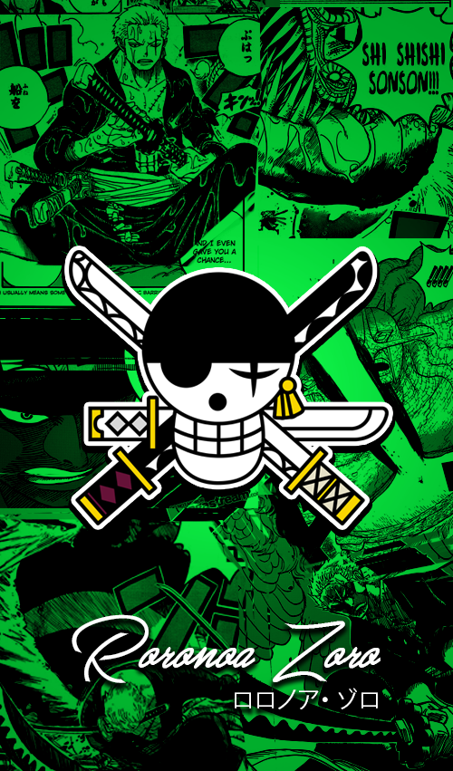 One Piece Wallpapers Mobile New World Zoro By Fadil089665 On Deviantart