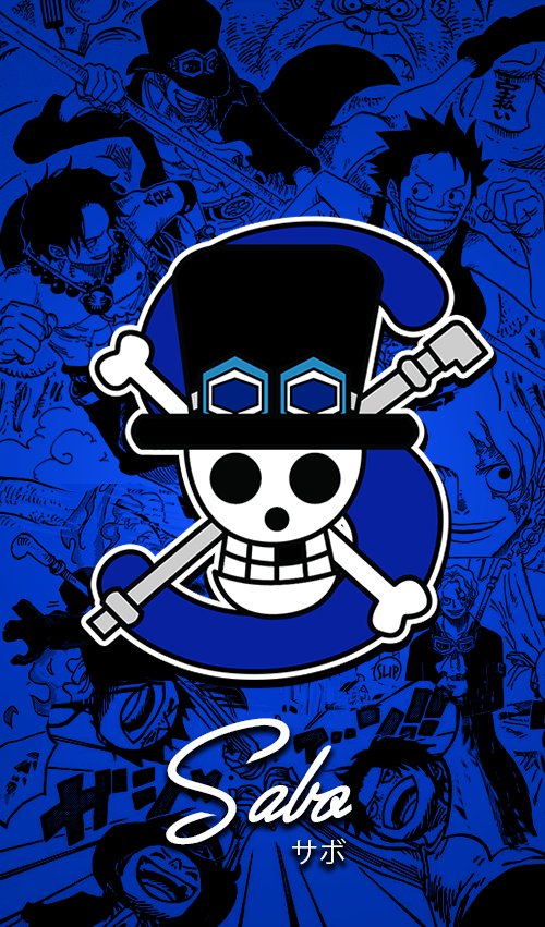 One Piece Wallpapers Mobile New World Sabo By Fadil089665