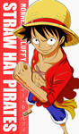 One Piece Wallpapers Mobile : SHP , Luffy