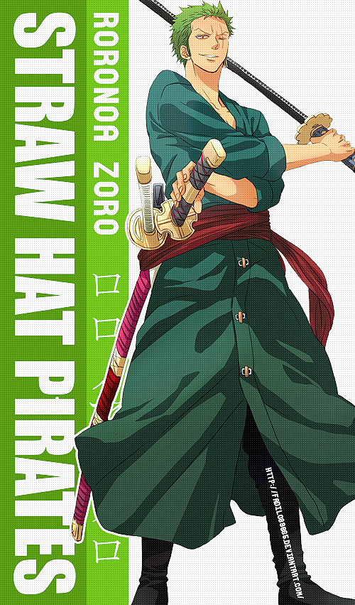 One Piece Wallpapers Mobile SHP Zoro By Fadil089665