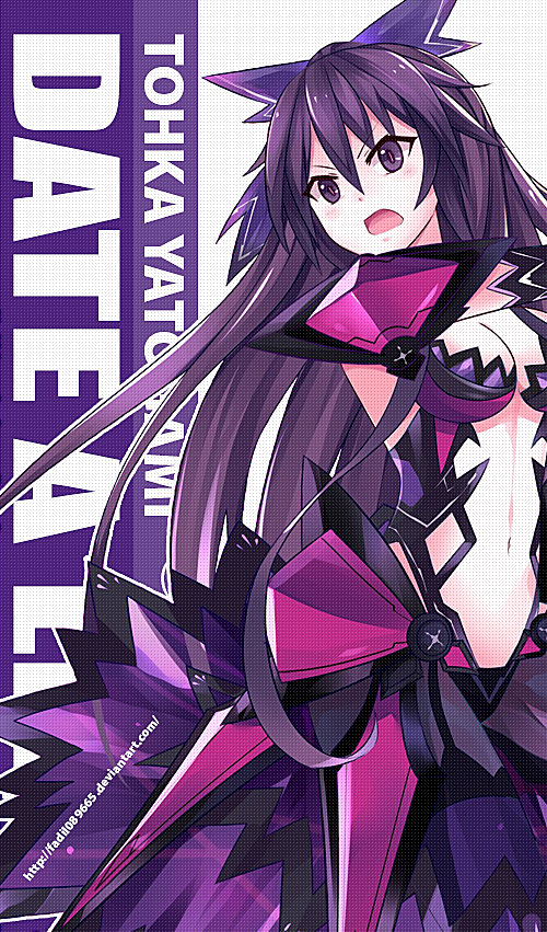 Date A Live Wallpapers Mobile Tohka Yatogami By