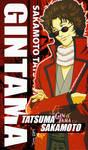 Gintama Wallpapers Mobile : Tatsuma Sakamoto by Fadil089665