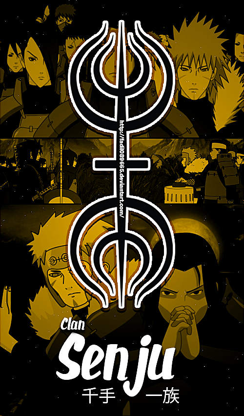 Naruto Wallpapers Mobile Clan Senju By Fadil089665 On Deviantart