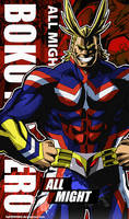 My Hero Academia Wallpapers Mobile : All Might