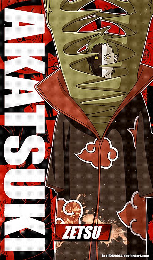 Unduh 73 Naruto Zetsu Wallpaper Gratis