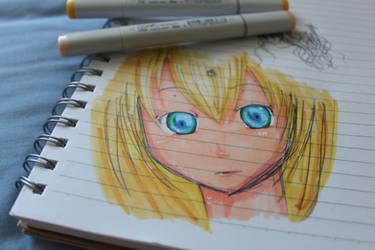 Random:Blonde