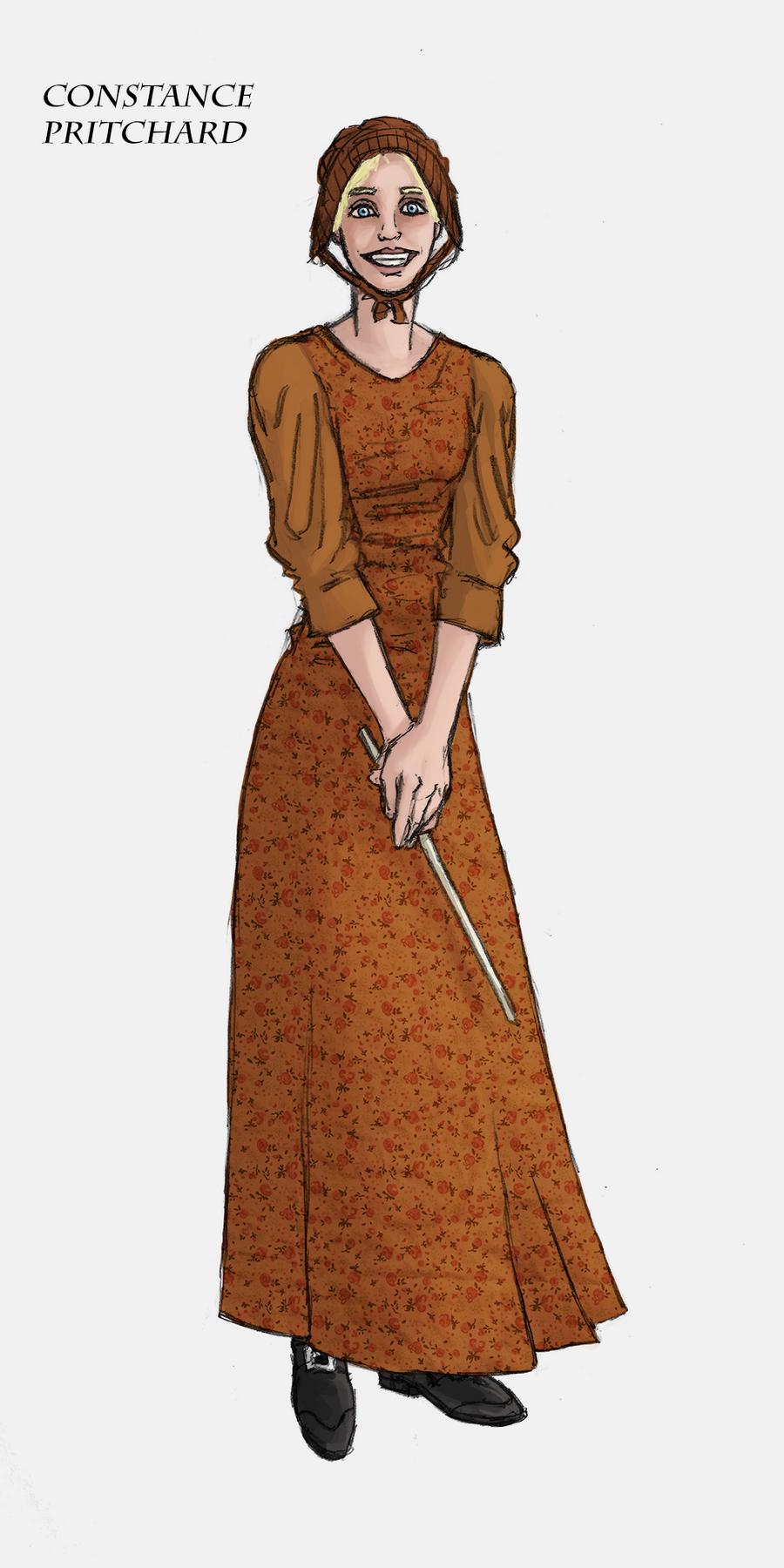 Constance Pritchard