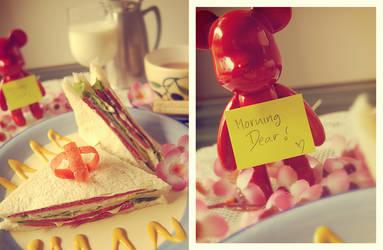 morning dear by loverubber