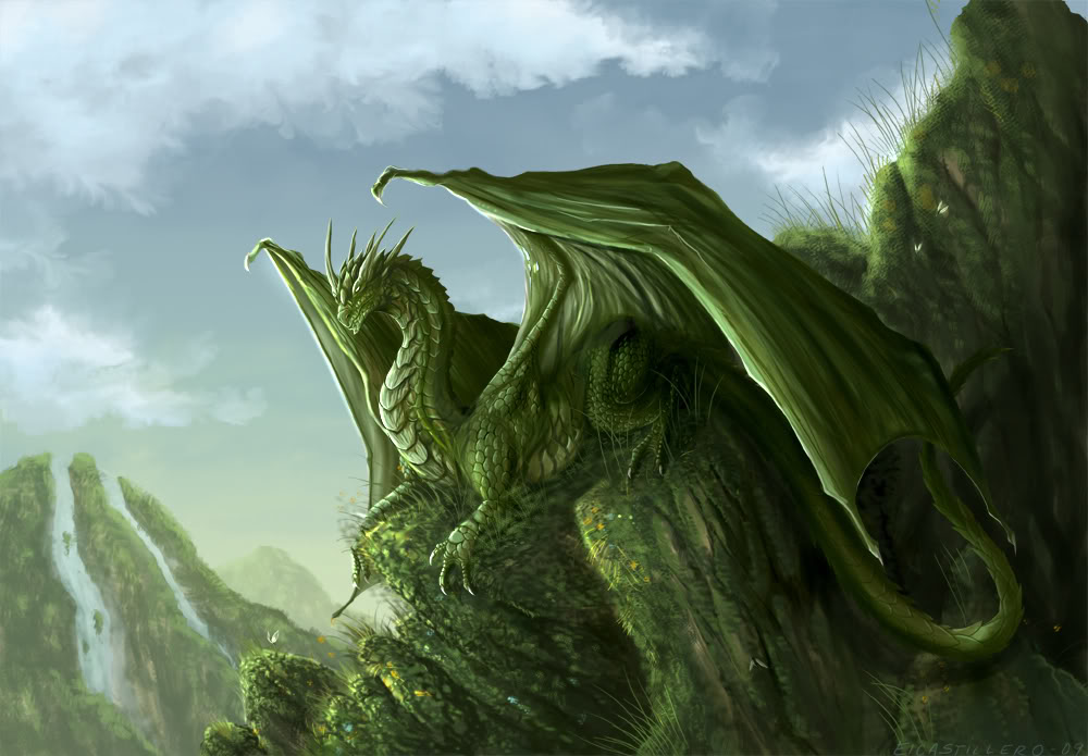 Earth Dragon by Supanova89 on DeviantArt