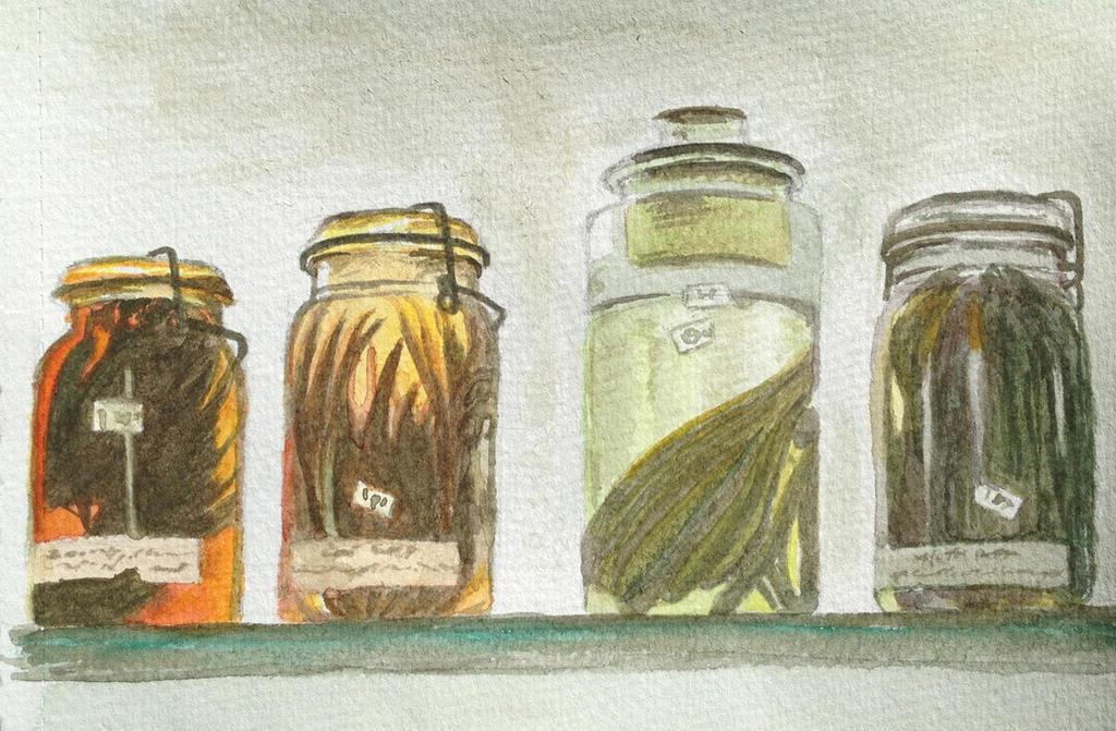 Curious Jars