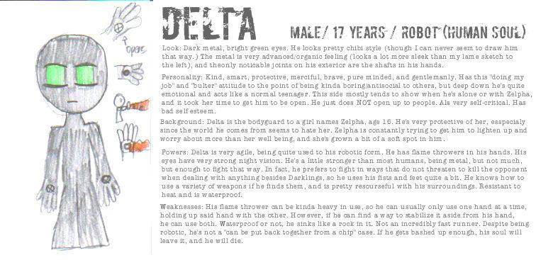 Delta Tournament Sheet by Netbug009