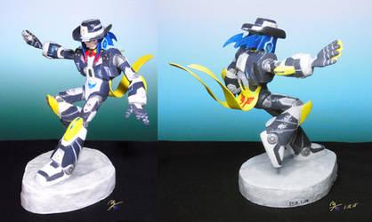 Figure - Spider mechanical redesign version by NagiSpider