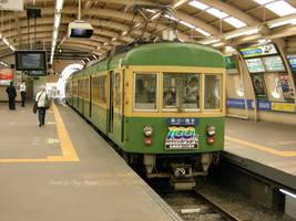 Fujisawa Station by NagiSpider