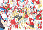 Sketch - Zero Zero Zero! by NagiSpider