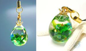 Magical potion charm