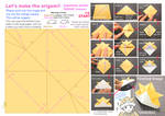 Let's make the origami! (Japanese armor helmet) by NagiSpider
