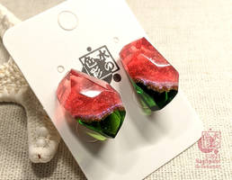 [UPDATED] Bicolor Earrings #02