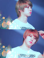 Kim Heechul sickly pretty by toxicbarbie13