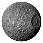 Mimas: Moon of Saturn