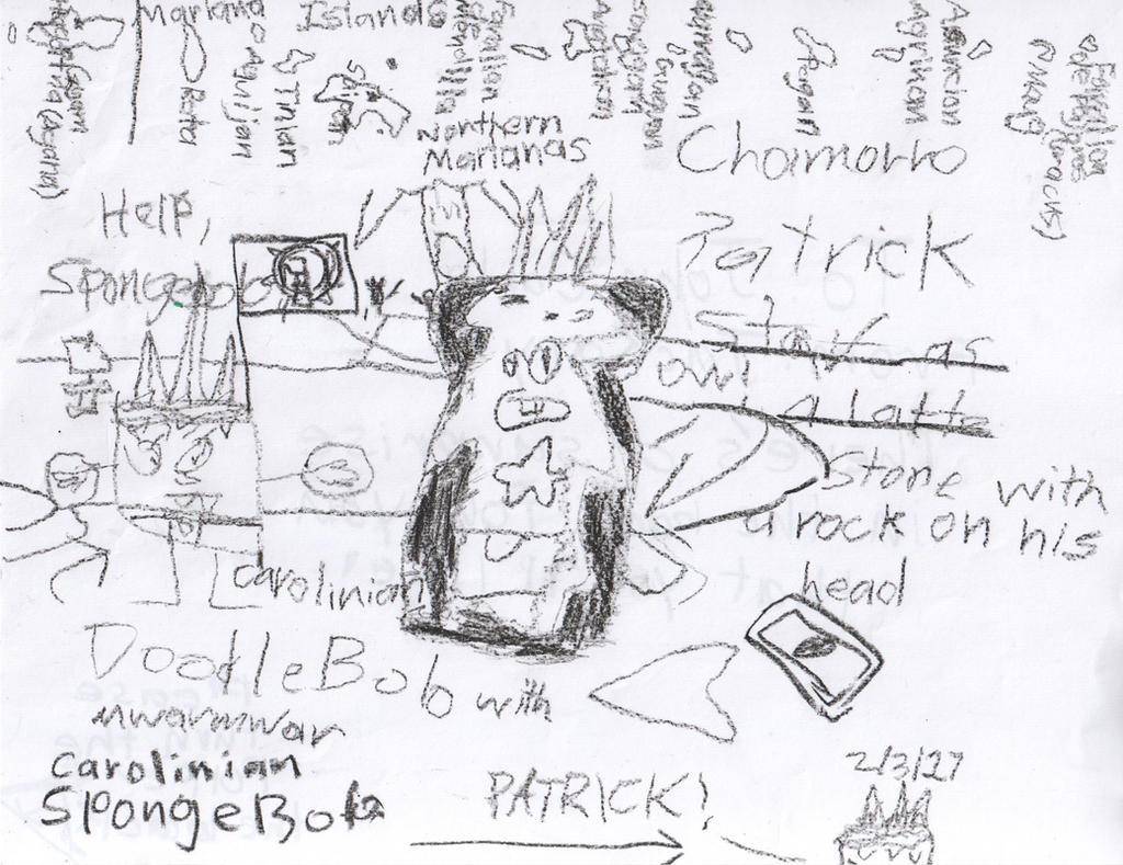 chamorro patrick from carolinian spongebob by jcpag2010 on deviantart