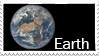 Earth stamp by jcpag2010
