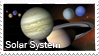 Solar System stamp by jcpag2010