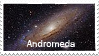 Andromeda stamp by jcpag2010
