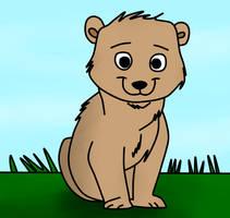 Cute Bear by jcpag2010