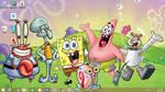 SpongeBob SquarePants on Waldo's Win8