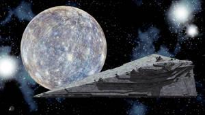 Spaceship to Mercury
