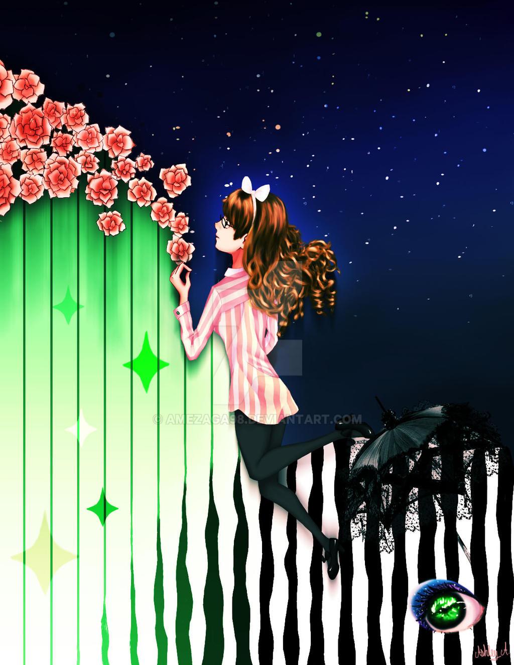 Ashley's Imagination by amezaga98