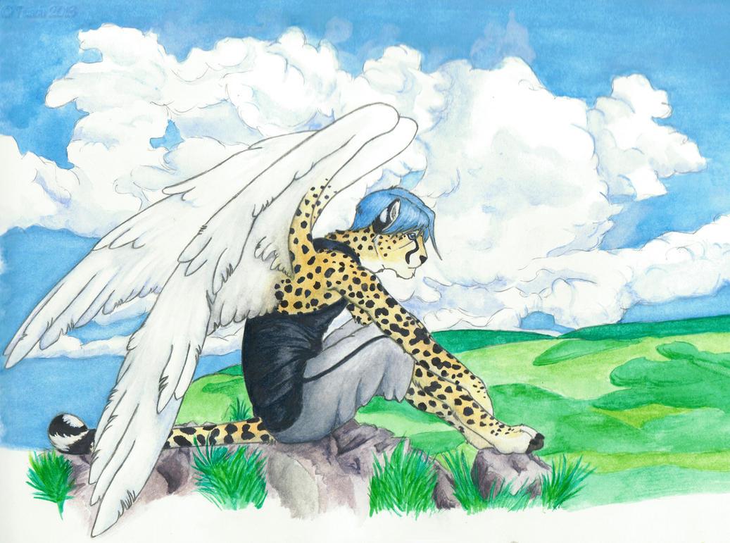 Silent Sentinel by Tivadu