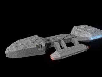 Battlestar by bobaverill