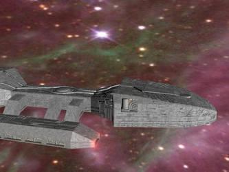 Battlestar Galactica final by bobaverill