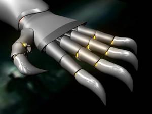Strogg Hand 2
