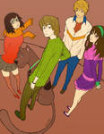 osy057's Scooby Doo colored