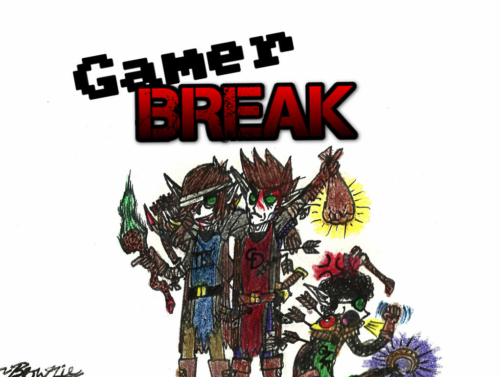 Gamer Break: Season 2 by teambrownie1