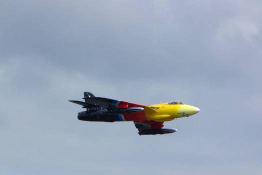 Lowestoft Airshow - Hawker Hunter