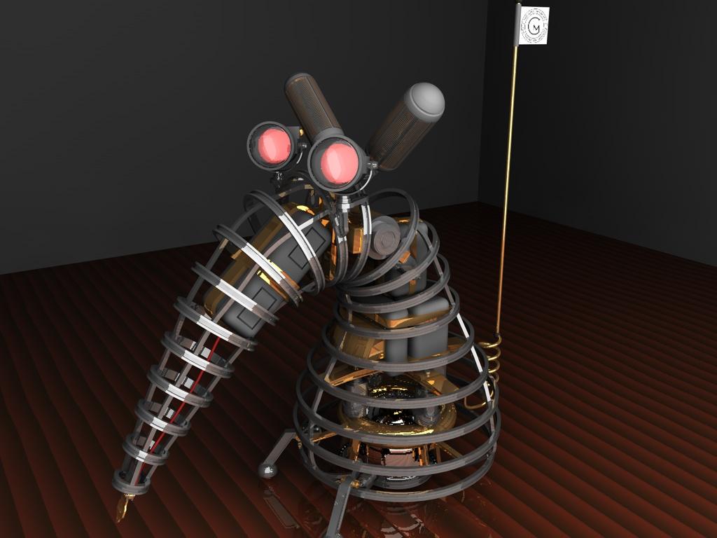 Cybervark by e-s-d